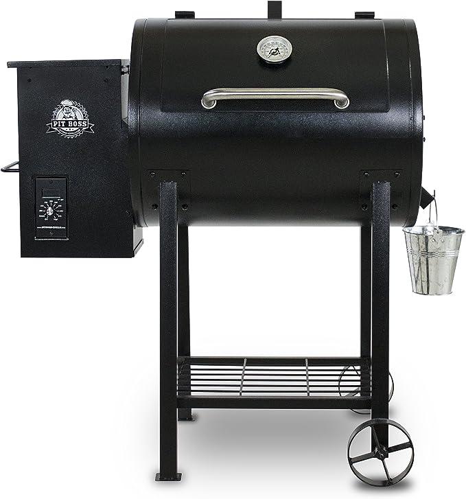 PIT BOSS 700FB Pellet Grill – Best Versatile Pellet Smoker
