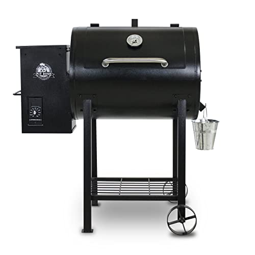 Pit Boss 700FB Pellet Grill, 700 sq. in.