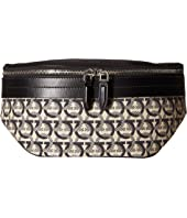 Salvatore Ferragamo - The Gancini Belt Bag - 24A140