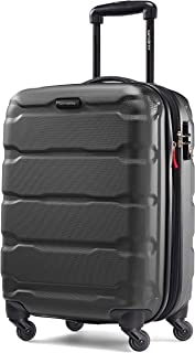 Omni PC Hardside Expandable Luggage with Spinner Wheels,...