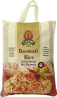 Laxmi All-Natural Aromatic Basmati Rice, 10 Pounds