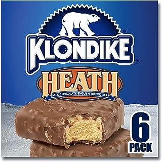 Klondike Ice Cream, Bars Heath 6 ct (Frozen)