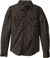 Polo Ralph Lauren Kids - Cotton Gauze Western Shirt (Big Kids)