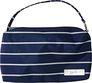 JuJuBe Be Quick Baby Wipe Carrying Case/Detachable Wristlet, Coastal Collection - Nantucket
