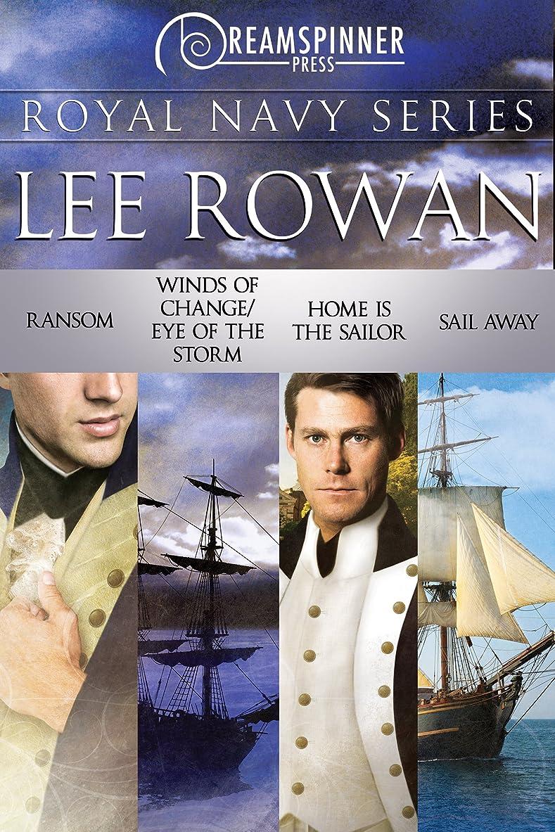 ネーピアホラー唯一Royal Navy Series (Dreamspinner Press Bundles Book 1) (English Edition)