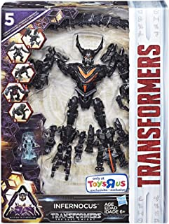 Transformers INFERNOCUS The Last Knight ToysRus Exclusive 10