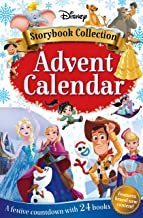 disney christmas advent book