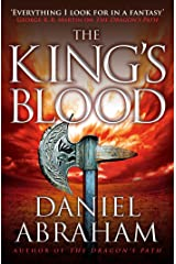 The King's Blood: Book 2 of the Dagger and the Coin Kindle Edition