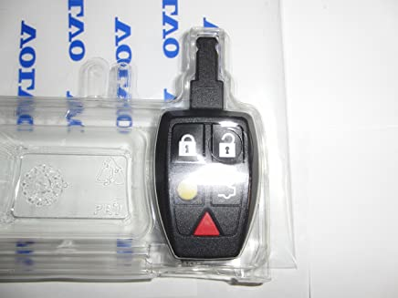 Volvo Key Remote (C) - fits several models (Factory Original - NEW)