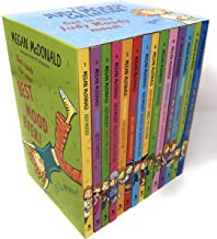 The Judy Moody Best Mood Ever MEGA 14 Books Collection Set