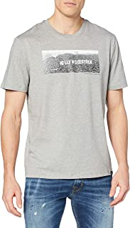 7 For All Mankind Men's Graphic Tee Shirt
