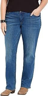 Best womens plus jeans Reviews