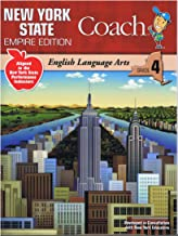 New York State Coach ELA Empire Edition Grade 4 with answer Key