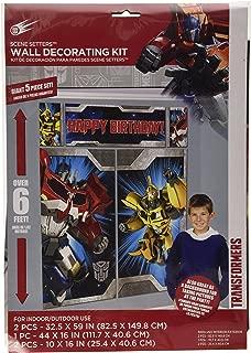 Best transformers scene setter Reviews