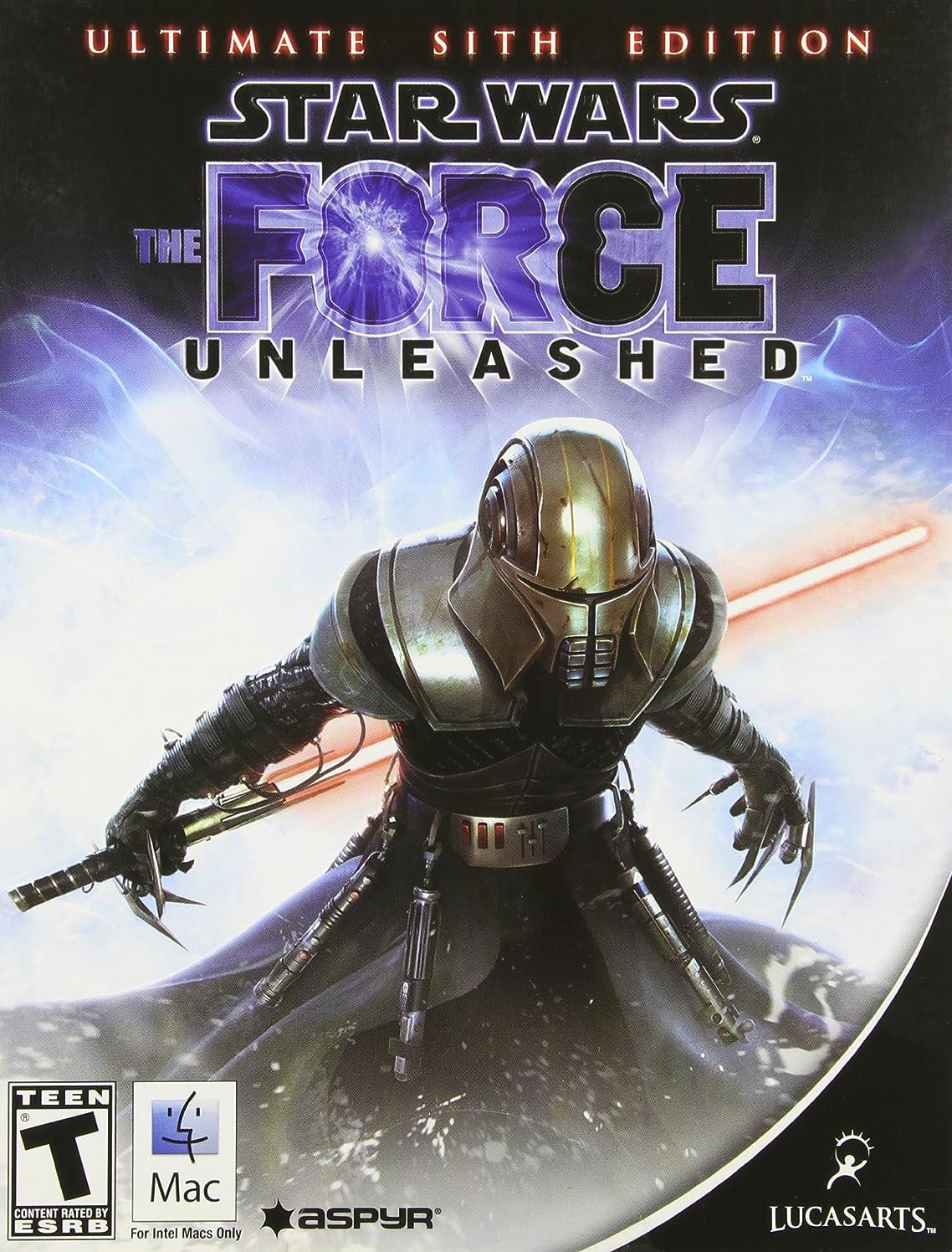 うがい手つかずのコイルStar Wars The Force Unleashed: Ultimate Sith Edition (Mac) (輸入版)