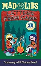 Letters from Camp Mad Libs: Stationery to Fill Out and Send!