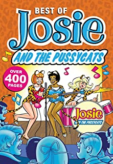 The Best of Josie and the Pussycats (The Best of Archie Comics)