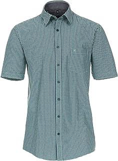 CASAMODA Camisa de cuadros Comfort Fit.