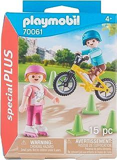 Playmobil 70061 Special Plus Kinderen met Fiets