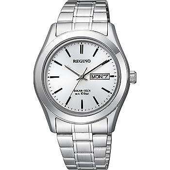 [シチズン] 腕時計 レグノ リングソーラー KM1-211-11 シルバー