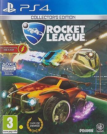 Ps4 Rocket League Collector's Edition