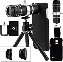 Best zoom lens for samsung s5 Reviews