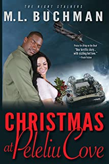 Christmas at Peleliu Cove (The Night Stalkers and the Navy Book 2)