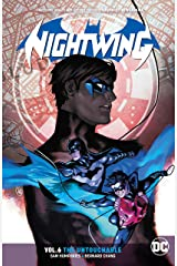Nightwing (2016-) Vol. 6: The Untouchable Kindle Edition