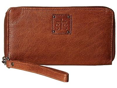 STS Ranchwear Rosa Wallet (Saddle) Handbags