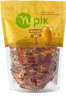 Yupik Gummies, Organic Cola Bottle, 1.1 lb