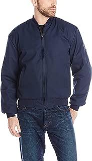 linen work jacket