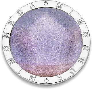 Color Plateado Colgante de Acero Inoxidable con dise/ño de Clave de Sol Altura: 25 mm Ancho: 8 mm Akzent
