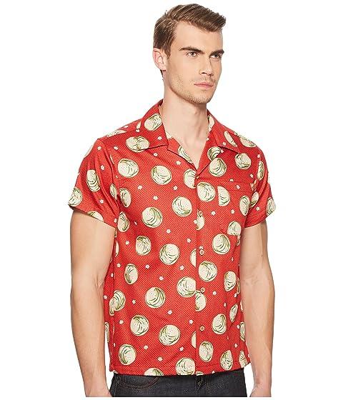 Desnudo de primavera camisa japonesa amp; Famosa roja amp; qxwA6OqC