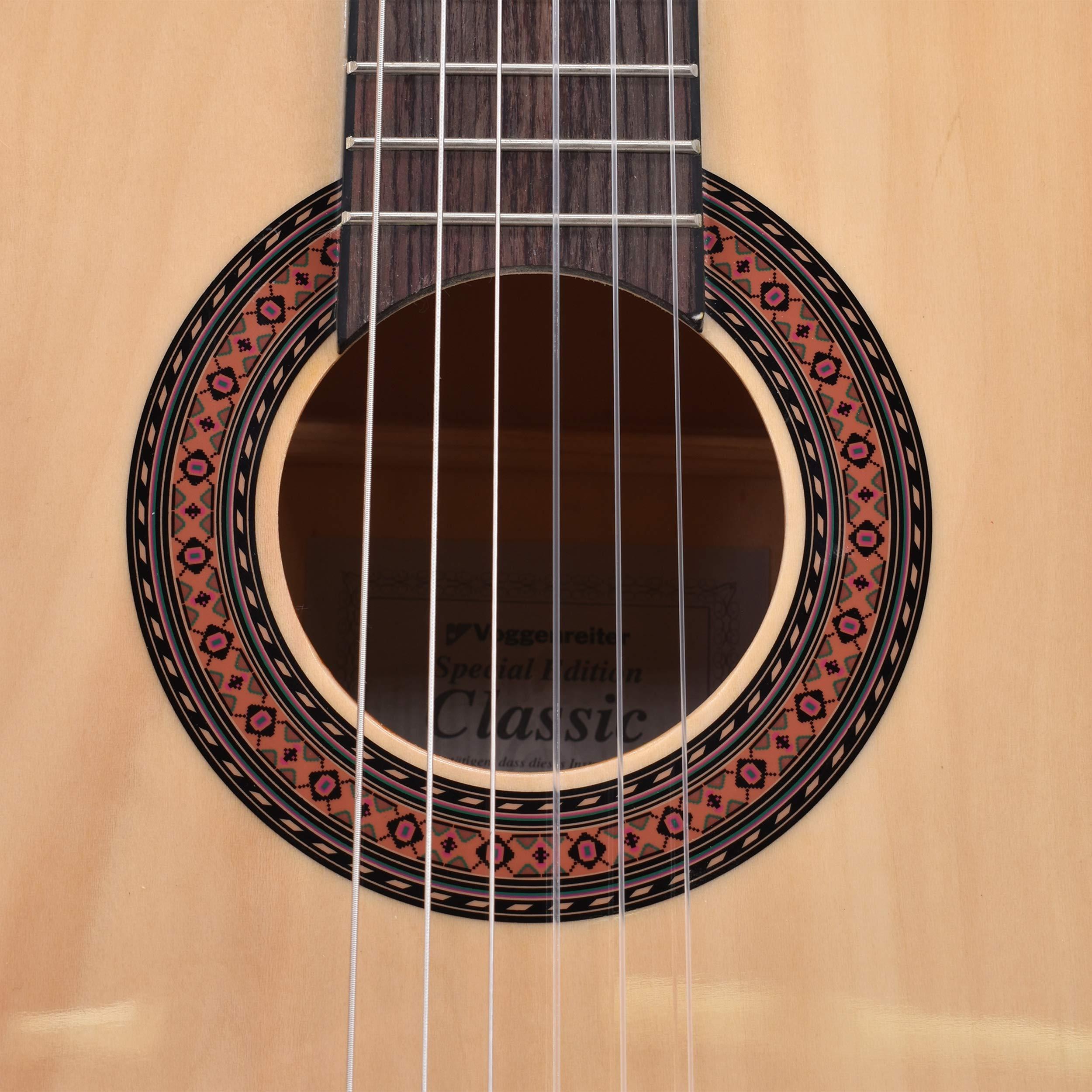 Voggenreiter - Guitarra para niños [Importado de Alemania]: Amazon ...