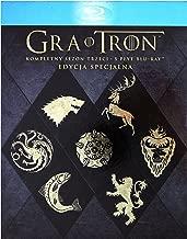 Game of Thrones [5Blu-Ray] (English audio. English subtitles)