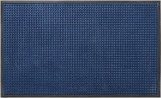 DEXI Durable Front Door Mat, Waterproof, Low-Profile, Heavy Duty Doormat for Indoor Outdoor, Easy Clean Rug Mats for Entry...