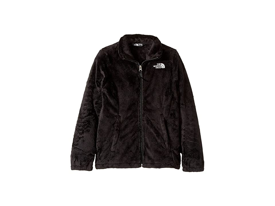 The North Face Kids Osolita Jacket (Little Kids/Big Kids) (TNF Black) Girl