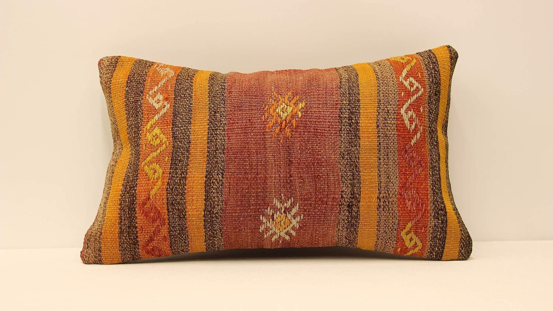 Throw quality assurance Pillow 12x20 in service 30x50 cm Lumbar C Design Kilim Home