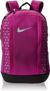 Nike Unisex-Child Backpack, Black/Pink - NKBA5557