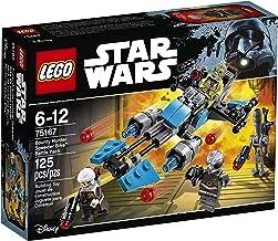 LEGO Star Wars Bounty Hunter Speeder Bike Battle Pack 75167 Building Kit