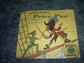 peter pan records 78