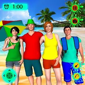 Virtual Mother Kids Summer Break Family Adventure