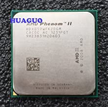 Best AMD Phenom II X2 B59 3.4GHz Dual-Core Desktop CPU Processor HDXB59WFK2DGM Socket AM3 Review