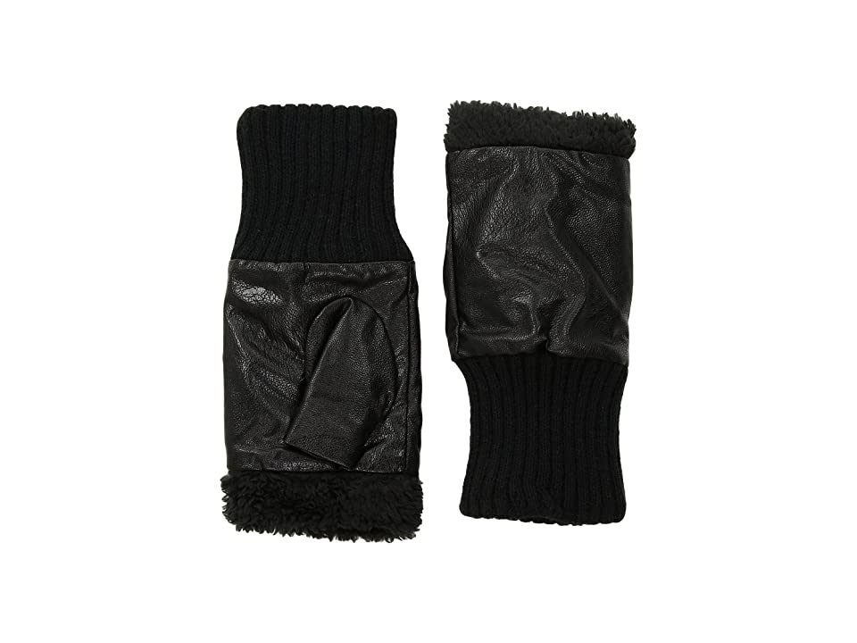 Pistil Lita Wristlet (Black) Wool Gloves
