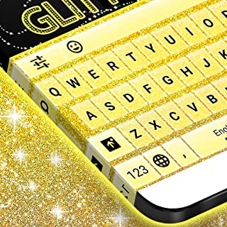 Smart Gold KeyBoard