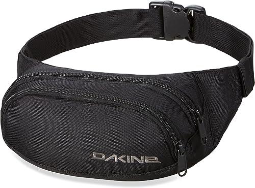 Dakine Hip Pack, sac banane avec 2 compartiments zippés, poche pour lunettes de soleil - sac Fanny taille unique, acc...
