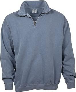 Comfort Colors Men's Adult 1/4 Zip Sweatshirt, Style 1580