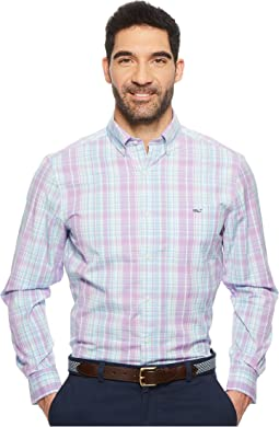Vineyard Vines - New Providence Plaid Classic Tucker Shirt