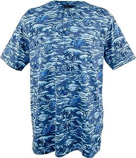 Men's Big & Tall Featherweight Mesh Henley Shirt