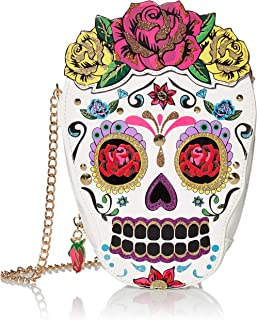 Betsey Johnson Head Case 2 Crossbody